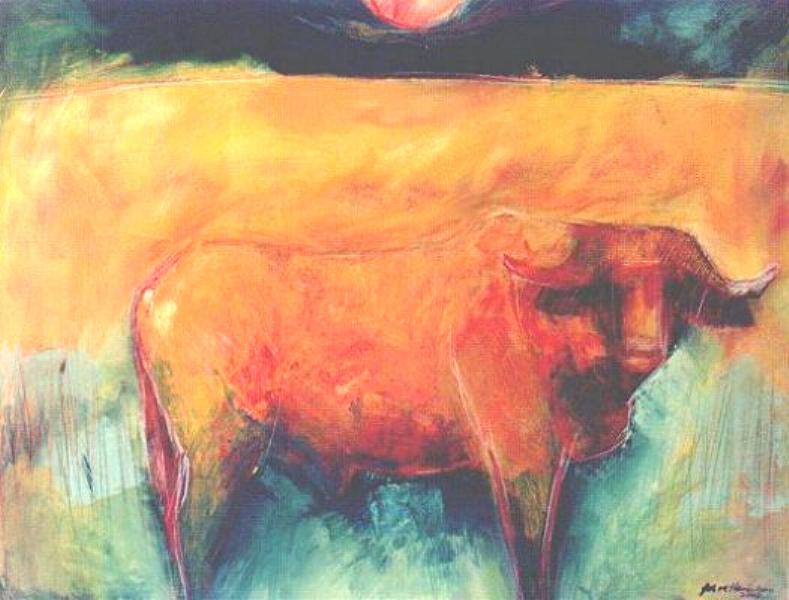 171 - gele buffel 2